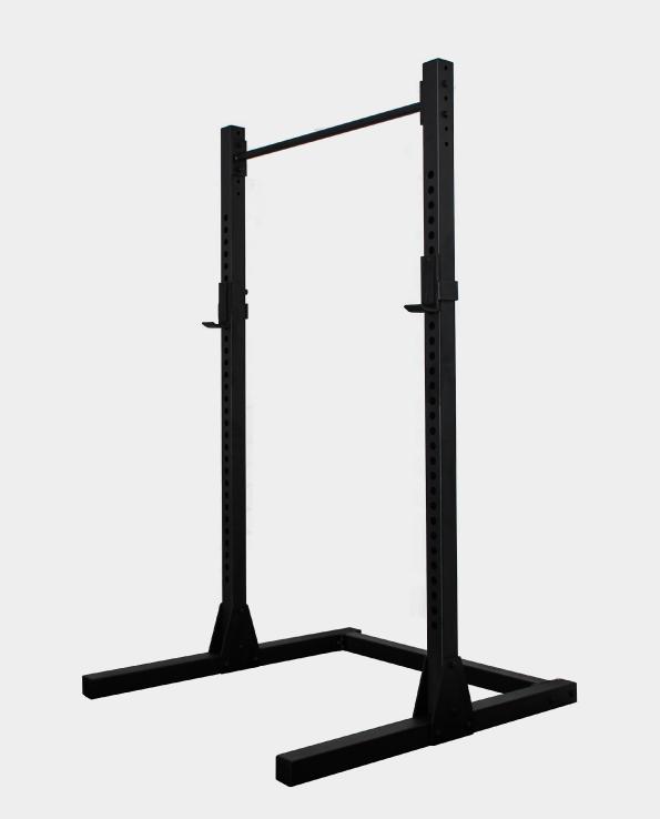 Hx half power rack gym garage fitness equipment brisbane