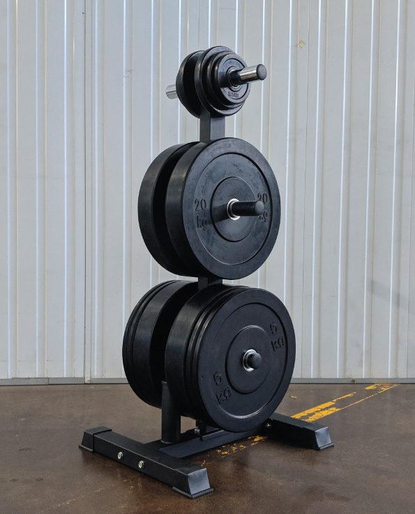 Weight Plate Storage 1