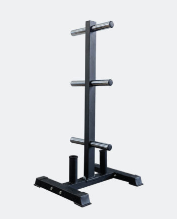 Bumper-plate-and-bar-storage-rack